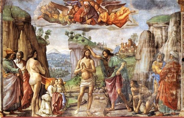 Tommaso Stenico Umanesimo Cristiano Riflessione Su Omelia Nella Festa Del Battesimo Del Signore Il Battesimo Di Gesu E Il Nostro Battesimo