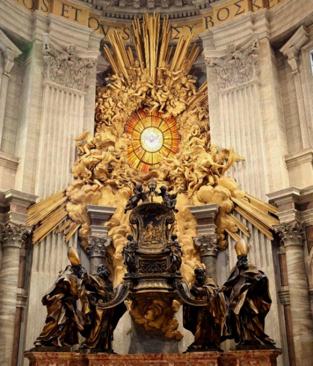 La festa liturgica della Cattedra di San Pietro
