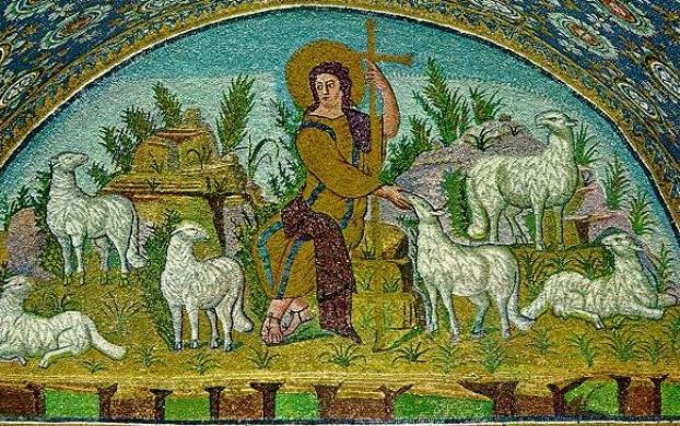 Omelia nella 4 domenica di Pasqua  «Do la mia vita per le pecore»