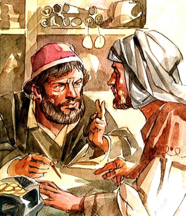 Omelia nella 25 domenica per annum  «Prepararsi per l'avvenire è avvedutezza»