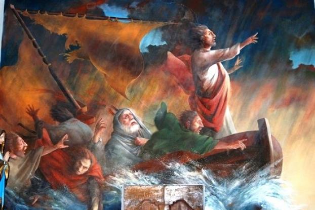12 domenica per annum  «Perché avete paura? Non avete ancora fede?»