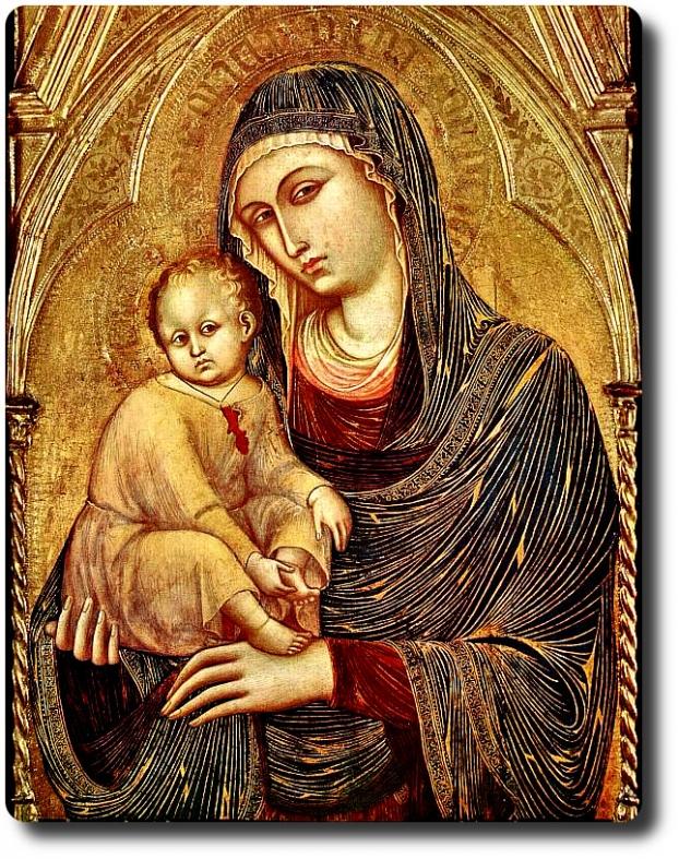 Ottava del Natale  «Ave, dolce Madre, Vergine gloriosa»