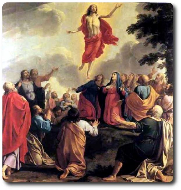 Verso l'Ascensione del Signore