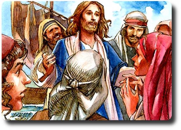 16 domenica per annum   Stare con Gesù
