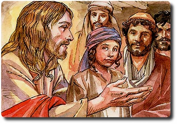 25 domenica per annum  Servire: lo stile di Gesù