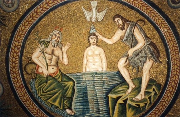 Nel battesimo del Signore  il nostro battesimo