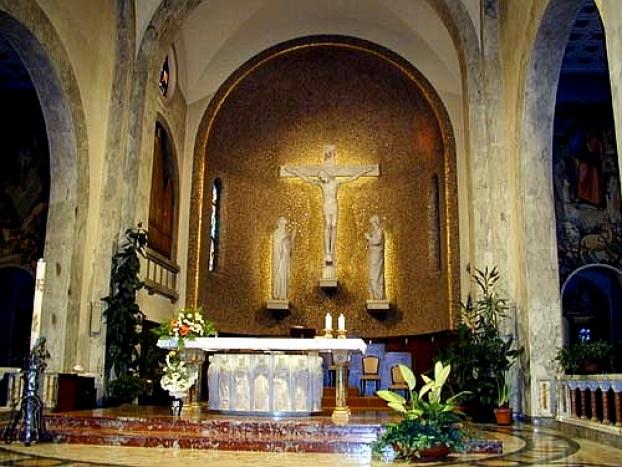 La liturgia, elemento costitutivo e riferimento essenziale  per la catechesi