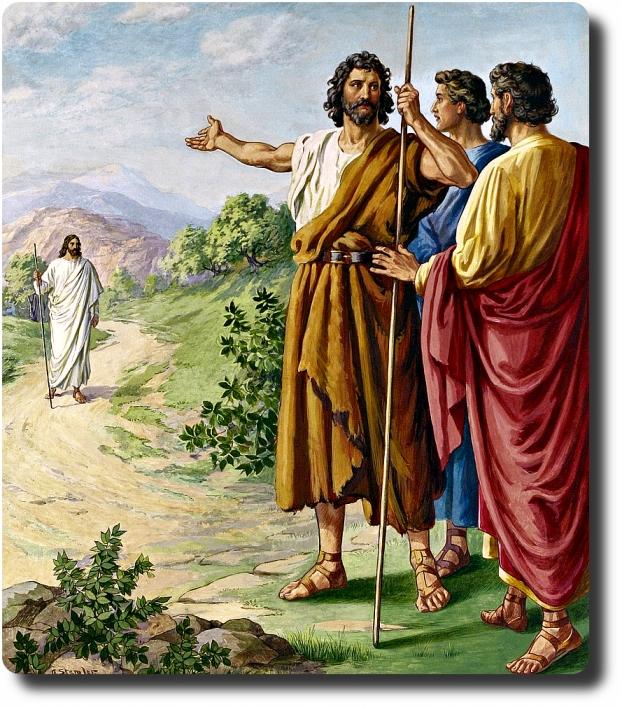 2 domenica per annum  Cristiani secondo lo stile di Gesù Cristo