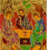 Omelia nella  festa della SS. Trinità  «Nel nome del Padre del Figlio e dello Spirito Santo»