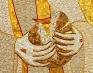 La frazione del pane  icona della Pasqua