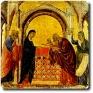 Domenica nell'ottava di Natale  Gesù «segno di contraddizione affinché siano svelati i pensieri di molti cuori»